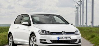 Новый VW Golf TSI BlueMotion «ест» 4.3 литра на «сотню»
